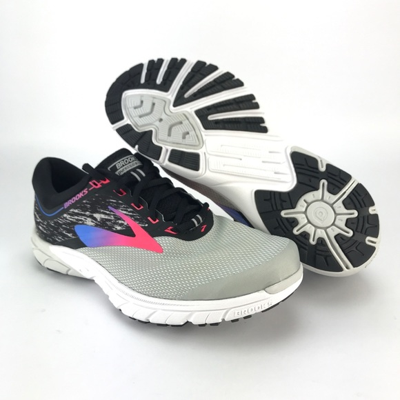 e91fcd7085d64 Brooks Womens PureCadence 7 Running Shoes Size 10